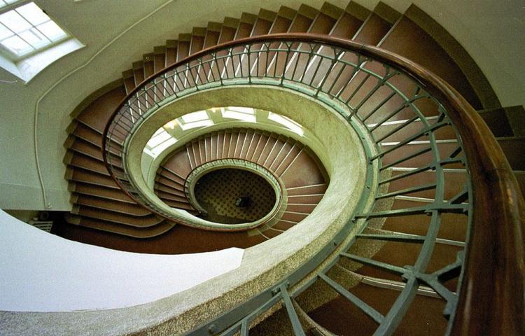 Bauhaus Architectuur In Dessau En Weimar Duitsland