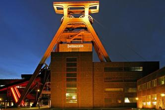 Werelderfgoed Zeche Zollverein in Essen