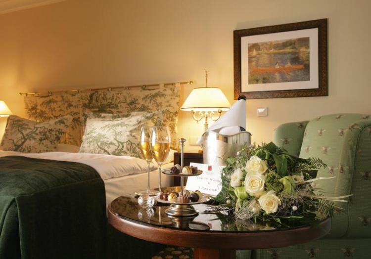 5 sterren althoff hotel f rstenhof celle duitsland - Romantische kamers ...