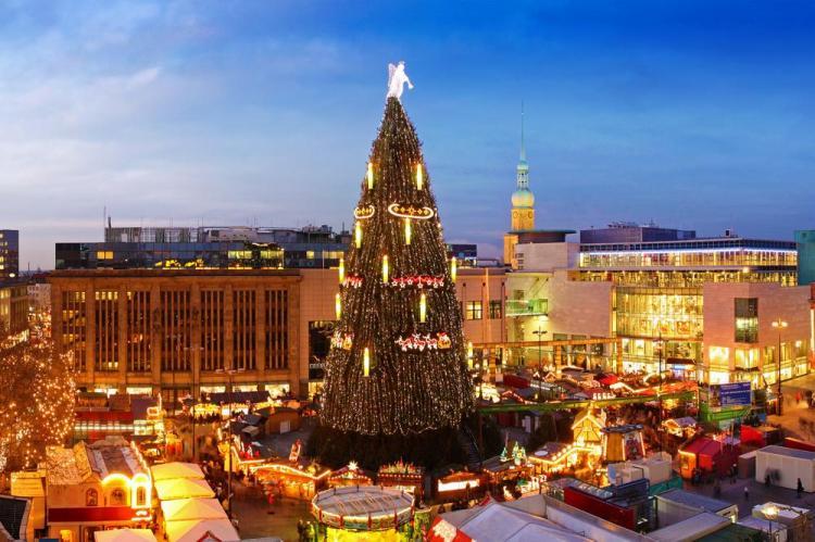 Informatie Over Kerstmarkten In Het Ruhrgebied