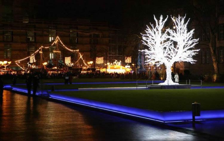 Kerstmarkt Duisburg In Duitsland Informatie