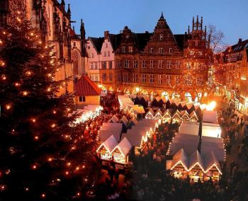 Informatie Kerstmarkt In Munster Hotel