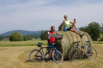 mountainbiken in Duitsland